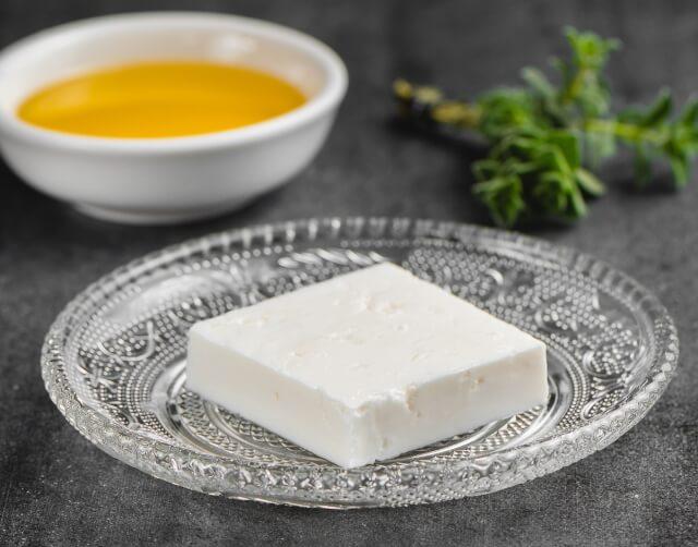 Τυρί φέτα (μερίδα)